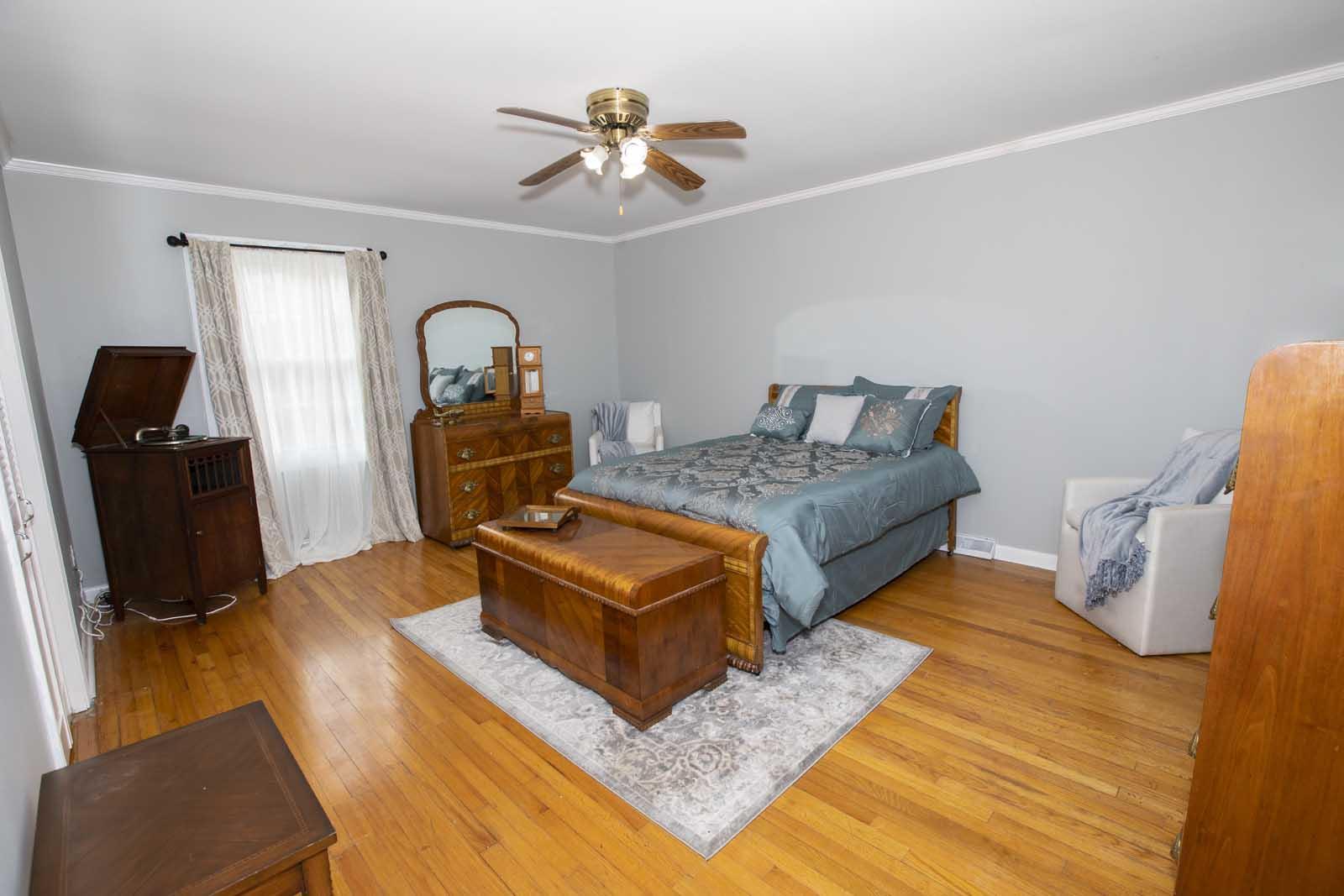 bed breakfast spotsylvania bedroom